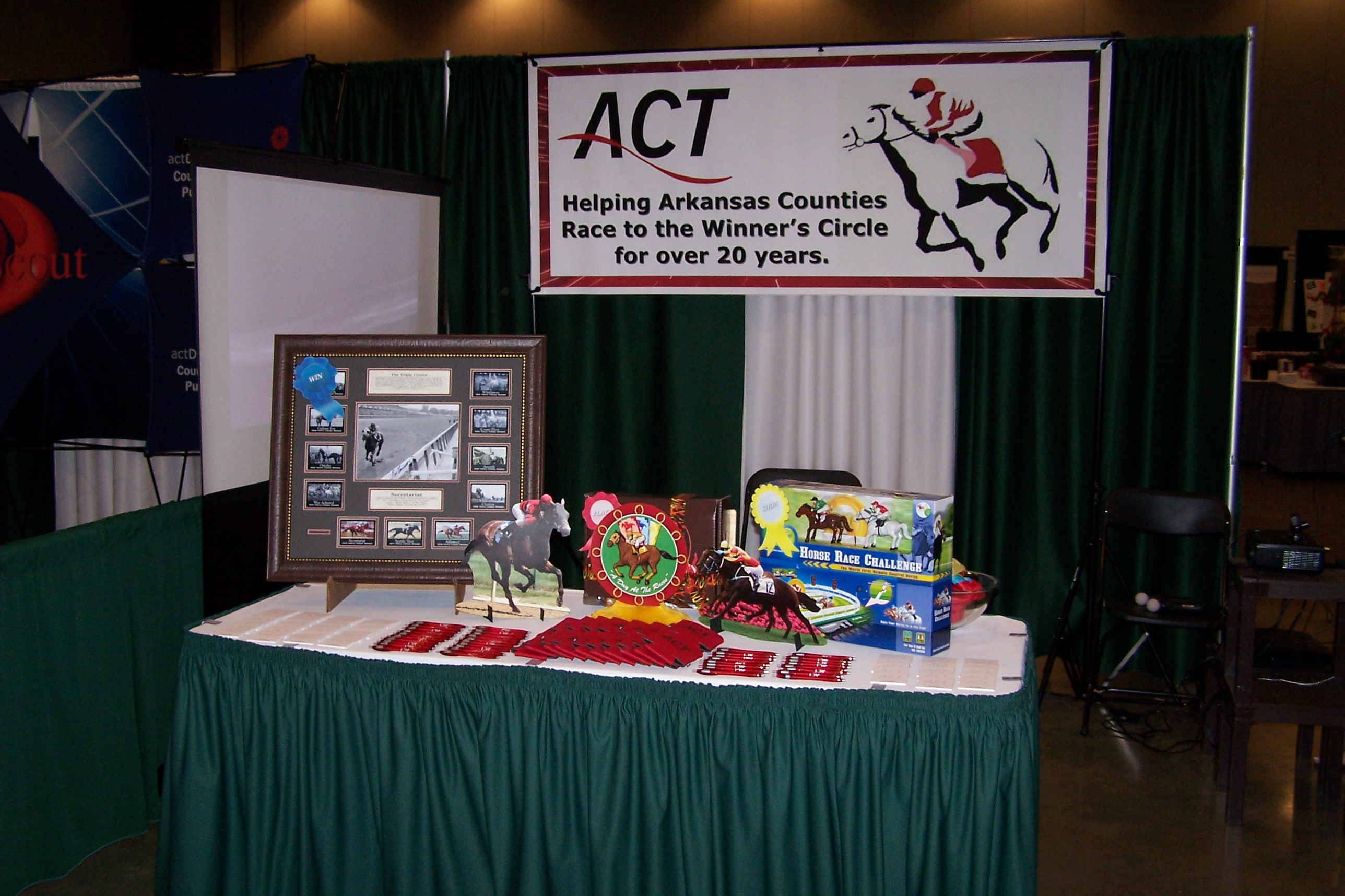 The AAC Booth
