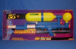 Super Soaker 100 toy